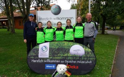 AK 14 Mädchen erreichen Platz 10 beim DMM-Finale in München