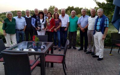 Senioren gewinnen die Bruttowertung im diesjährigen Saar-Pfalz-Cup