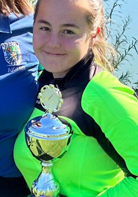 Lilly Scholl gewinnt Jahreswertung Jugendpokal. Eric Weisgerber mit Tagessieg